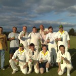 2007 Worcestershire County League Division Four Play-Off Winners